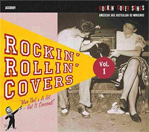 ROCK N ROLL COVERS VOL 1 - MICKE MUSTER - NEO ROCK 'N' ROLL CDs, OLD ROCK