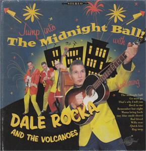 THE MIDNIGHT BALL - DALE ROCKER - 50's Rhythm 'n' Blues CDs, RHYTHM BOMB