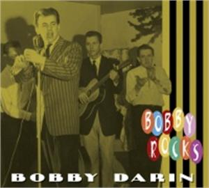 ROCKS - BOBBY DARIN - 50's Artists & Groups CDs, BEAR FAMILY