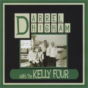 Darrel Higham with the Kelly Four - DARREL HIGHAM - NEO ROCKABILLY CD, FOOTTAPPING