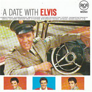 A DATE WITH - ELVIS PRESLEY - 50's Artists & Groups CDs, BMG