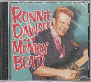 MONKEY BEAT - RONNIE DAWSON - 50's Artists & Groups CD, CRYSTAL CLEAR