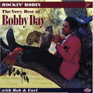 ROCKIN ROBIN (The Best Of) - BOBBY DAY - 50's Artists & Groups CDs, ACE