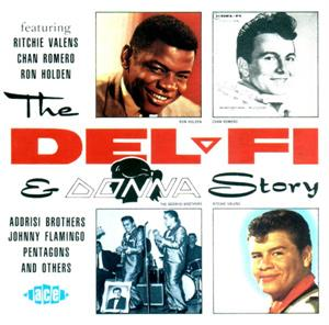Del-Fi & Donna Story - Various Artists - 1950'S COMPILATIONS CD, ACE