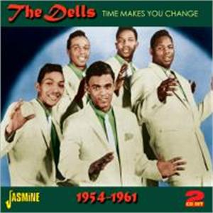 Time Makes You Change 1954-1961 - DELLS - DOOWOP CD, JASMINE