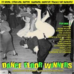 DANCE FLOOR WINNERS VOL 1 - VARIOUS - 1950'S COMPILATIONS CDs, GOLDEN BEAVER