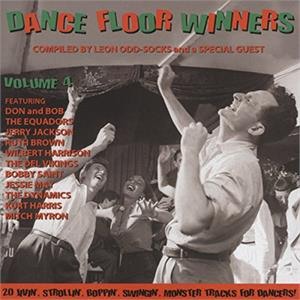 DANCE FLOOR WINNERS VOL4 - VARIOUS - 1950'S COMPILATIONS CDs, GOLDEN BEAVER