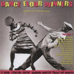 DANCE FLOOR WINNERS VOL 7 - VARIOUS ARTISTS - 1950'S COMPILATIONS CD, GOLDEN BEAVER