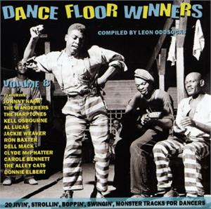 DANCE FLOOR WINNERS VOL 8 - VARIOUS - 1950'S COMPILATIONS VINYL, GOLDEN BEAVER
