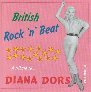 BRITISH ROCK 'N' BEAT VOL 4 - VARIOUS ARTISTS - BRITISH R'N'R CD, COLLAR N CUFF