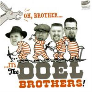 WHISKY LOVIN FOOL - DOEL BROTHERS - HILLBILLY CDs, EL TORO