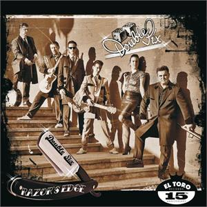 Razor's Edge - DOUBLE SIX - TEDDY BOY R'N'R CD, EL TORO