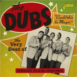 Could This Be Magic - Singles As & Bs 1956-1962 - DUBS - DOOWOP CD, 33RD STREET