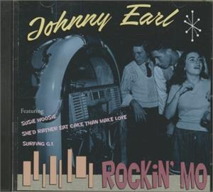 Rockin Mo - JOHNNY EARL - New Releases CD, PATRICIA