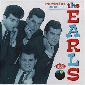 BEST OF THE EARLS - EARLS - DOOWOP CDs, ACE