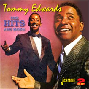 HITS ND MORE - TOMMY EDWRDS - 50's Artists & Groups CDs, JASMINE