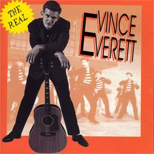 THE REAL - VINCE EVERETT - 50's Artists & Groups CD, HYDRA