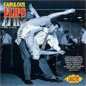 FABULOUS FLIPS VOL 2 - VARIOUS ARTISTS - 1950'S COMPILATIONS CD, ACE