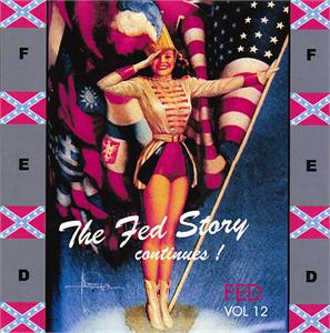 FED STORY VOL12 - VARIOUS - 1950'S COMPILATIONS CDs, FED