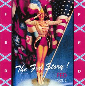 FED STORY VOL 2 - VARIOUS - 1950'S COMPILATIONS CDs, FED