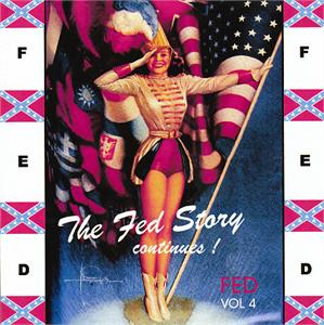 FED STORY VOL 4 - VARIOUS - 1950'S COMPILATIONS CDs, FED