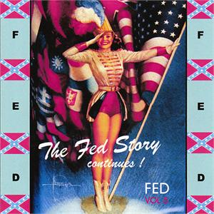 FED STORY VOL 5 - VARIOUS - 1950'S COMPILATIONS CDs, FED
