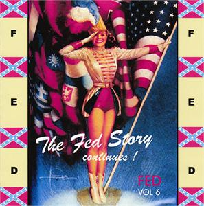 FED STORY VOL 6 - VARIOUS - 1950'S COMPILATIONS CDs, FED