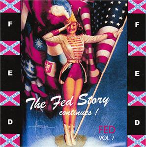 FED STORY VOL 7 - VARIOUS - 1950'S COMPILATIONS CDs, FED