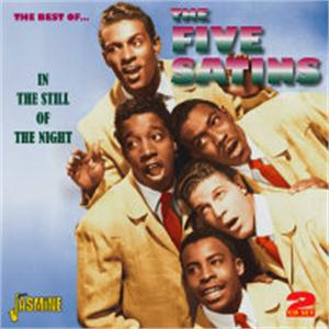 IN THE STILL OF HE NIGHT - FIVE SATINS - DOOWOP VINYL, JASMINE
