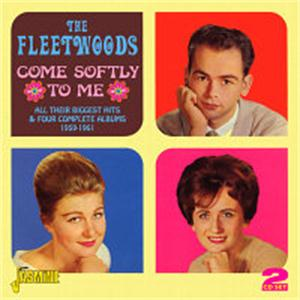 COME SOFTLY YO ME ( CD'S) - FLEETWOODS - DOOWOP VINYL, JASMINE