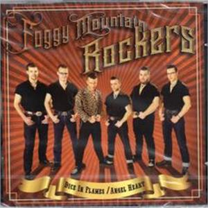 Dice With Flames / Angel Heart ( 2CDS) - FOGGY MOUNTAIN ROCKERS - New Releases CDs, PART