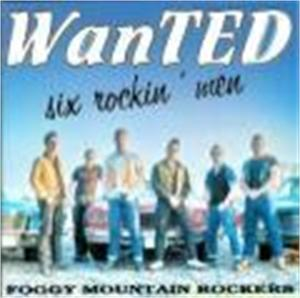 Wanted - Foggy Mountain Rockers - TEDDY BOY R'N'R VINYL, PART