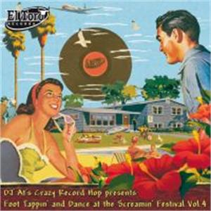 FOOTTAPPING & DANCE VOL4 - VARIOUS ARTISTS - 1950'S COMPILATIONS CD, EL TORO