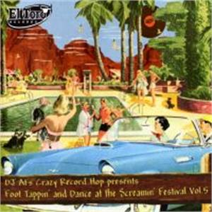 FOOTTAPPING & DANCE VOL5 - VARIOUS ARTISTS - 1950'S COMPILATIONS CDs, EL TORO