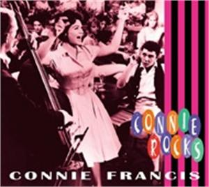 ROCKS - CONNIE FRANCIS - 50's Artists & Groups CDs, BEAR FAMILY