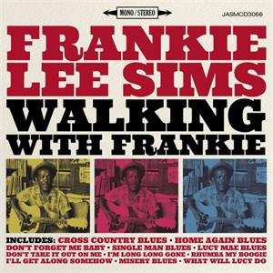 Walking with Frankie - Frankie Lee SIMS - 50's Rhythm 'n' Blues CD, JASMINE