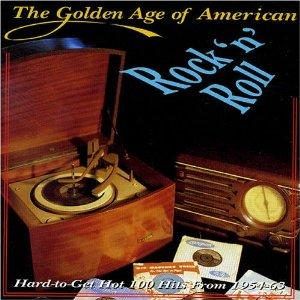 GOLDEN AGE OF AMERICAN R'N'R VOL 1 - VARIOUS - 1950'S COMPILATIONS CDs, ACE