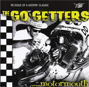 MOTORMOUTH - GO GETTERS - NEO ROCKABILLY CD, GOOFIN