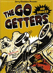 NO BRAKES - GO GETTERS - DVDs CDs, 33RD STREET