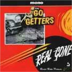 REAL GONE - GO GETTERS - NEO ROCKABILLY CD, GOOFIN
