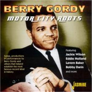 Motor City Roots songs by Berry Gordy - VARIOUS - 1950'S COMPILATIONS VINYL, JASMINE
