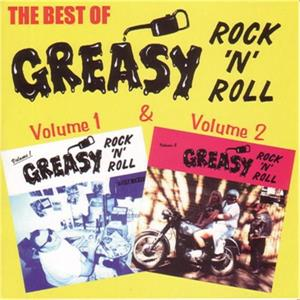 GREASY R 'n' R VOL 1 & 2 - Various Artists - 1950'S COMPILATIONS CD, BLAKEY