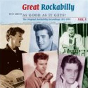 Just about as good as it gets!, Great Rockabilly Vol 5 ( 2 cd's) - Various - 50's Rockabilly Comp CDs, SMITH & CO
