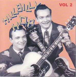 HILLBILLY HOP VOL 2 - VARIOUS - HILLBILLY CDs, HOP