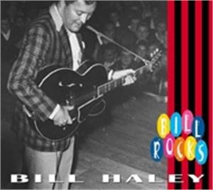 ROCKS - BILL HALEY & COMETS - 50's Artists & Groups CD, BEAR FAMILY