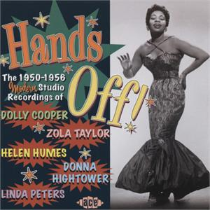 HANDS OFF - VARIOUS ARTISTS - 50's Rhythm 'n' Blues CD, ACE