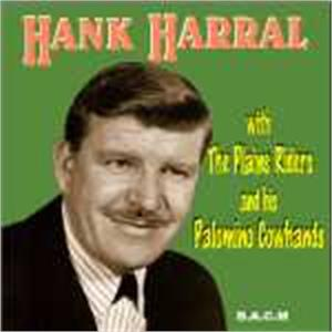 TANK TOWN BOOGIE - HANK HARRAL - HILLBILLY CD, BACM