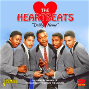 DADDY'S HOME - HEARTBEATS / SHEP & LIMELIGHTS - DOOWOP CDs, JASMINE