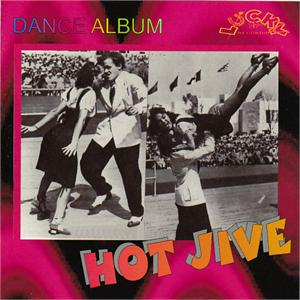 HOT JIVE VOL1 - VARIOUS - 1950'S COMPILATIONS CDs, LUCKY