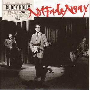 NOT FADE AWAY:MAYBE BABY:OH BOY:PEGGY SUE:THINK IT OVER:REMINISING - BUDDY HOLLY - New Releases Vinyl, EL TORO